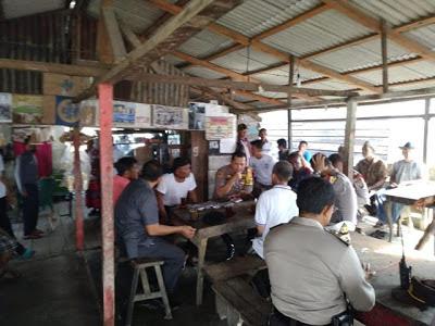 AkBP Ikhwan Lubis SH.MH Peduli  Masyarakat Nelayan Tradisional