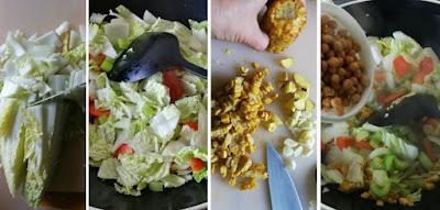 Zubereitung Kichererbsen-Curry