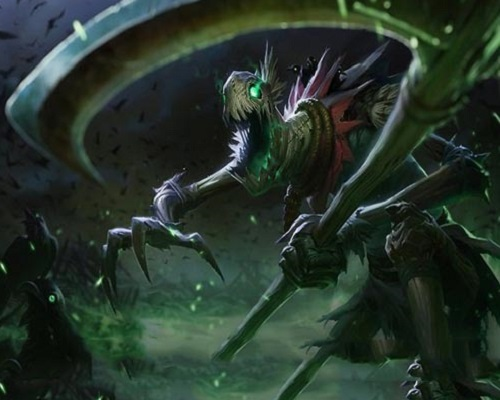 Fiddlesticks sứ giả địa ngục