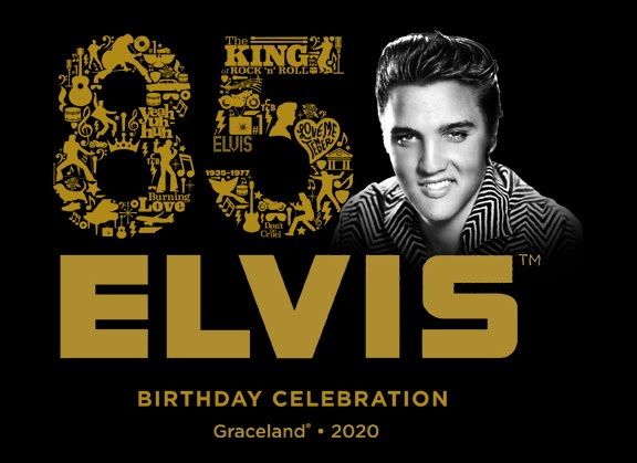 Elvis Birthday Celebration - Graceland 2020