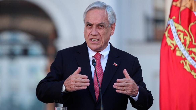 Conflicto diplomático con Argentina: Piñera defendió la expansión de la plataforma continental chilena