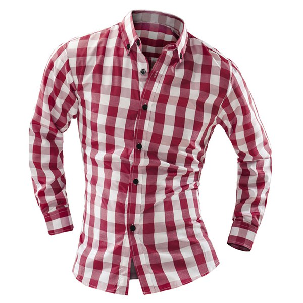 Shirt Collar Long Sleeves Shirt 03