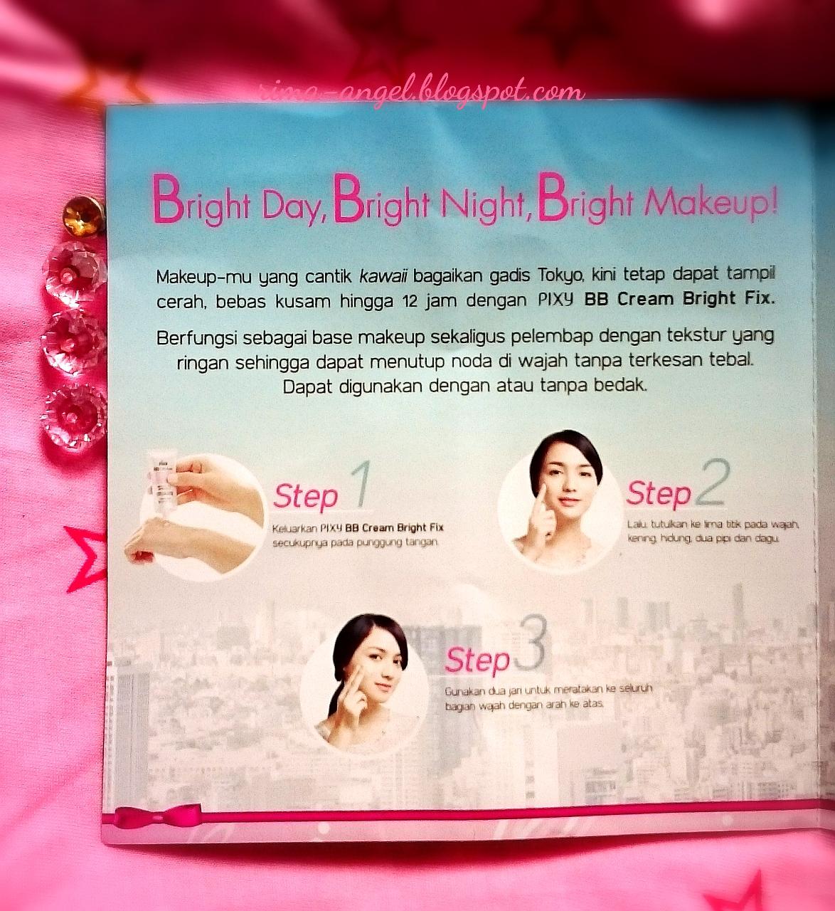Review Pixy Bb Cream Bright Fix Nah Dikesempatan Kali Ini Kita Akan Membahas Dengan Warna