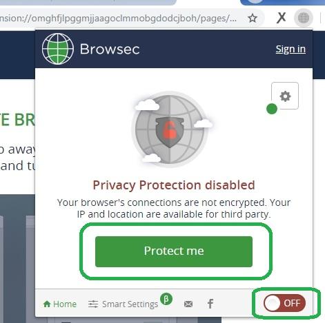 Cara Mengakses Situs yang Diblokir Internet Positif Di Google Chrome Dengan Browsec Di PC 7
