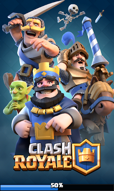 Loading Clash Royale