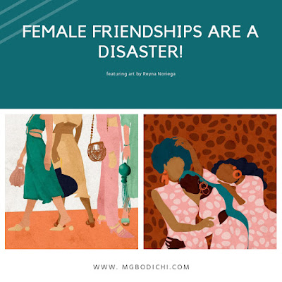 Why female friendships are important