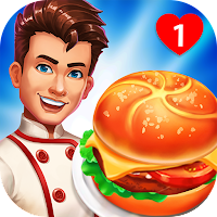 COOKING CRUSH: City of Free Cooking Mod Apk