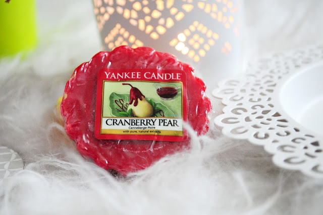 Cranberry Pear - Yankee Candle
