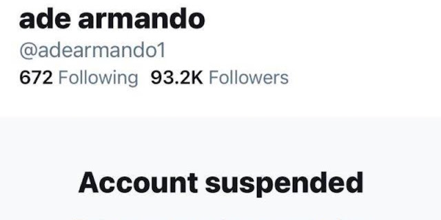 Akun Twitternya Di-Suspend, Ade Armando Disarankan Segera Bertaubat