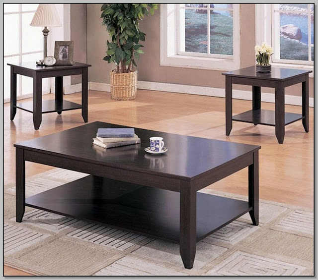 COFFEE TABLE SETS WALMART