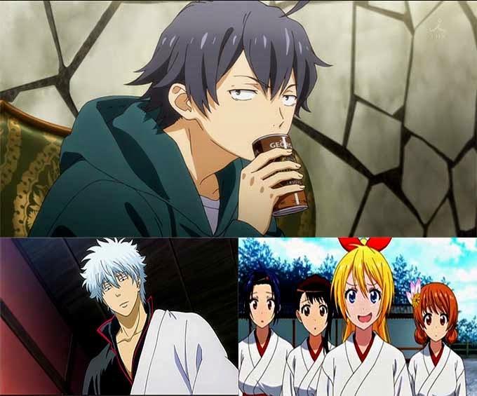 Rekomendasi anime spring terpopuler menurut 80.000 orang