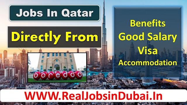 Ooredoo Qatar Careers Jobs Vacancies Available In Qatar -2021