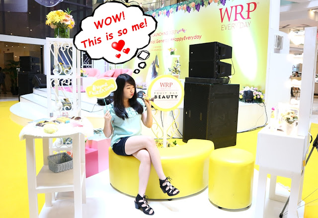 Happy Everyday with WRP Everyday, This is So Me!
