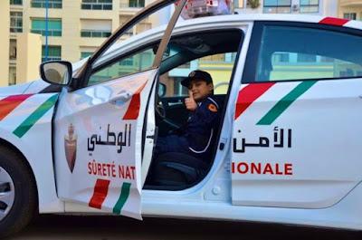 """مديرية الأمن """" تتفاعل مع أحلام طفل صغير ياسر  – صور"""
