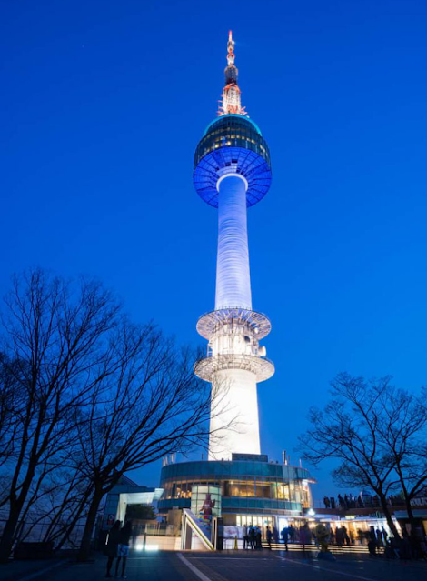 Namsan Tower, Seoul