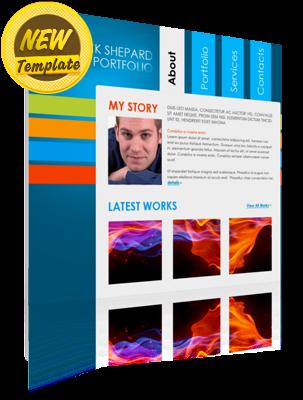 Free FW Portfolio Joomla Template 1.7