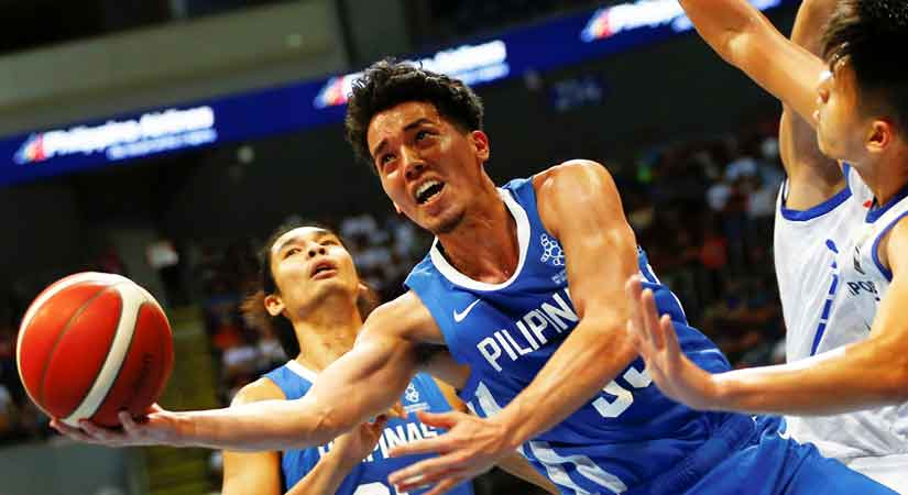 Matthew Wright led Gilas Pilipinas in its 3rd straight win