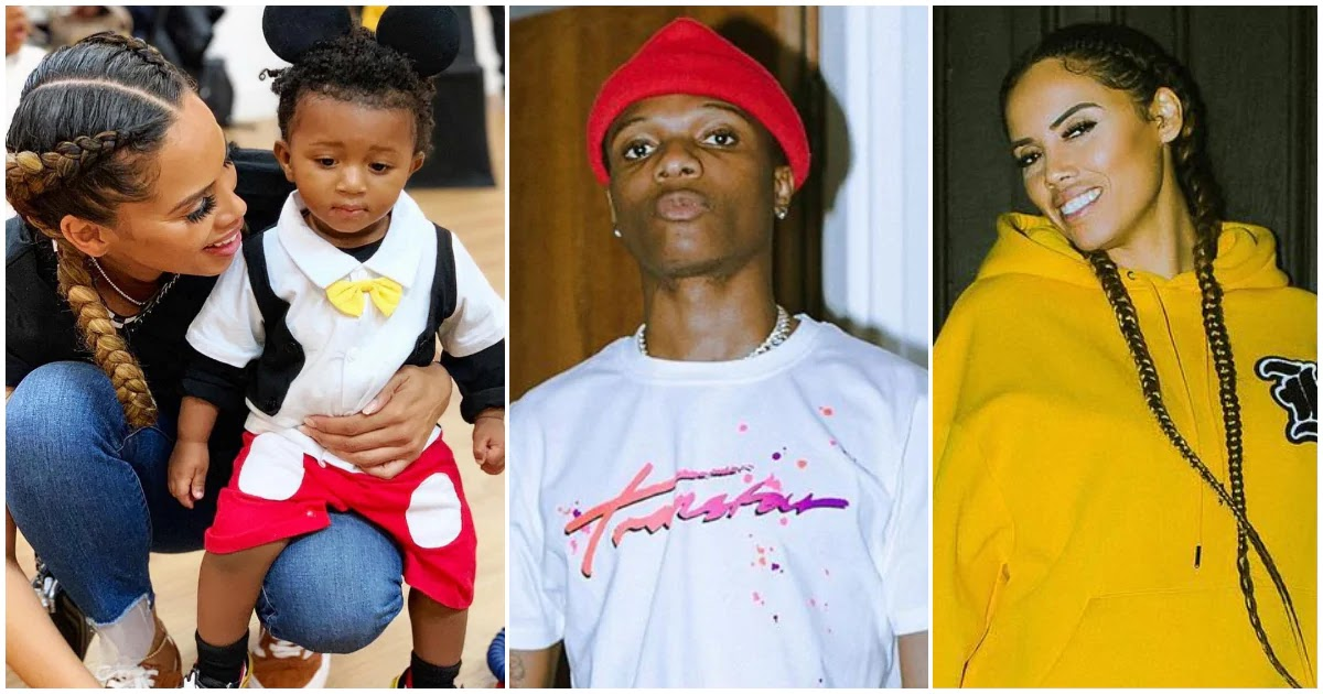 Wizkid's Babymama And Manager Accuse Singer Of Domestic Violence