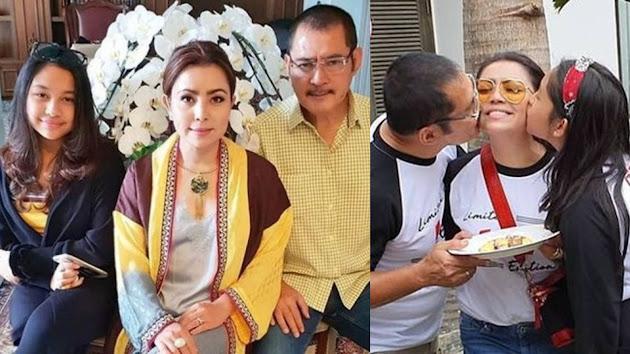 Bak Petir di Siang Bolong, Baru Rayakan Ulang Tahun Pernikahan ke-20, Tiba-tiba Suami Mayangsari Dilarang Sri Mulyani Pergi Keluar Negeri Karena Tersangkut Kasus Ini
