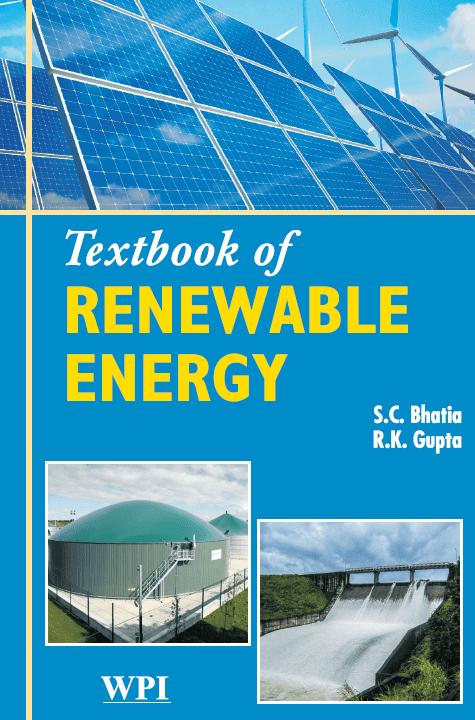 Textbook of Renewable Energy