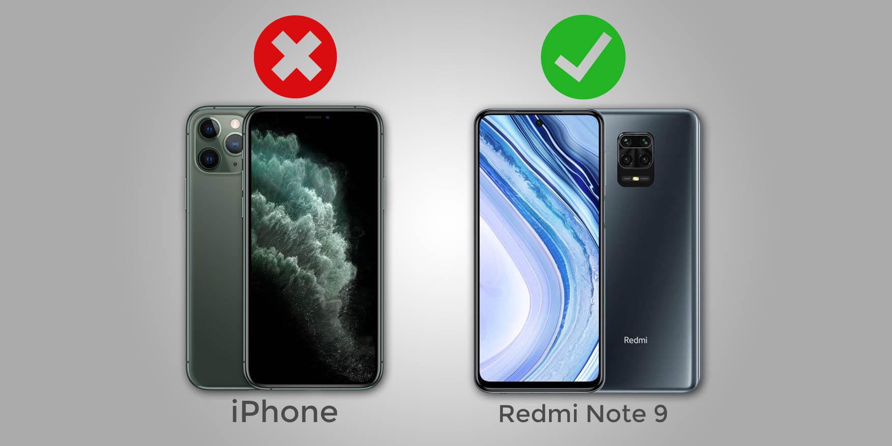 iPhone Lewat!! Ini Kelebihan dan Kekurangannya Redmi Note 9