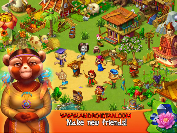 Island Village Mod Apk Data Latest Version