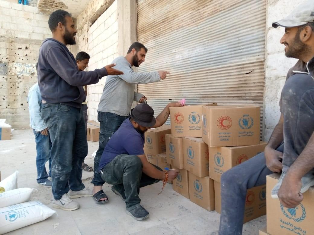 مخيّم درعا
