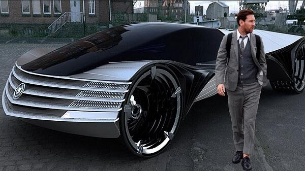 تشكيلة من السيارات الخيالية  التي اشتراها اللاعب الأرجنتيني ليونيل ميسي !!
