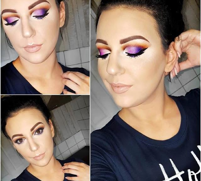 Seva makeup Eyeshadow palette