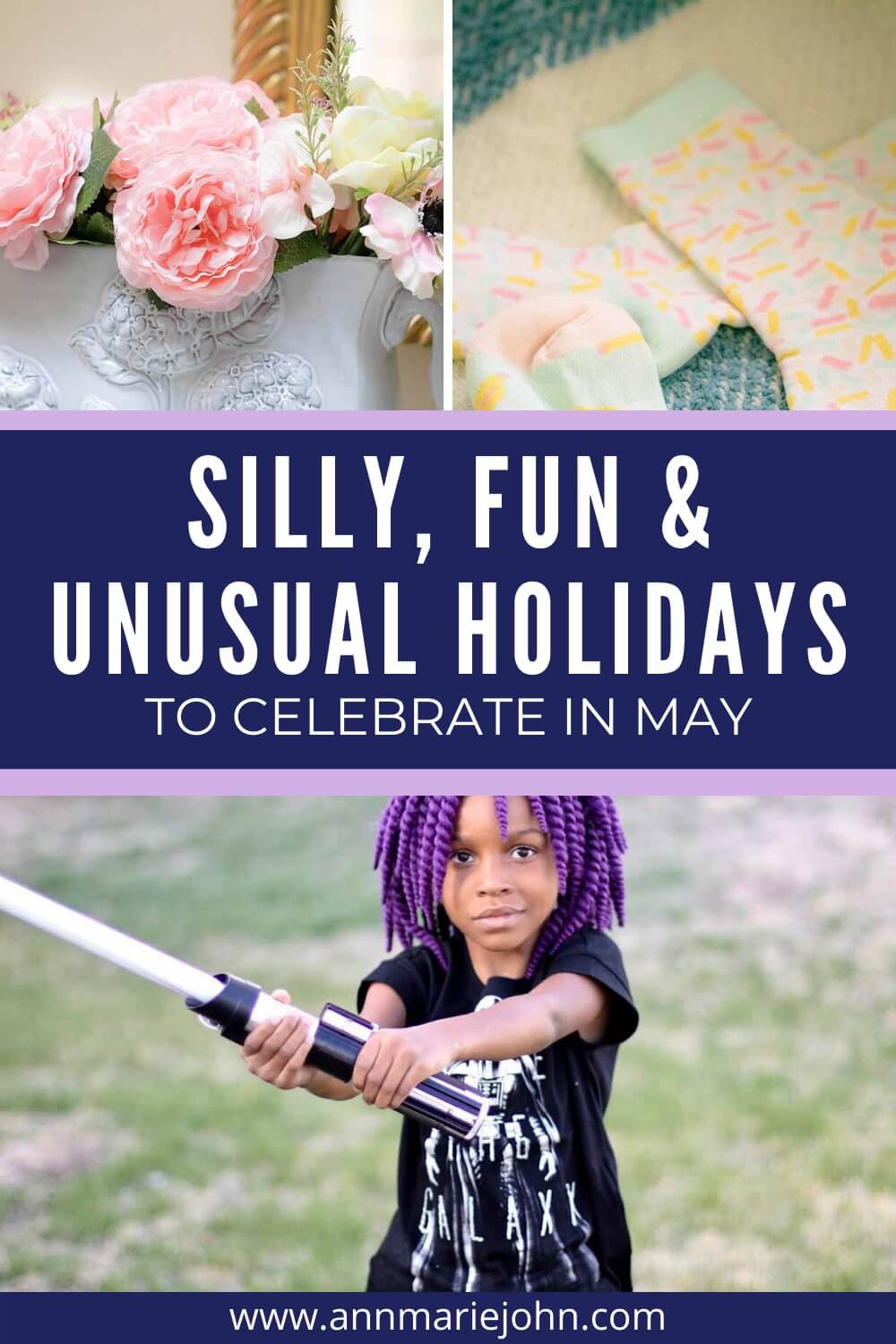 Silly, Fun, and Unusual Holidays to Celebrate in May