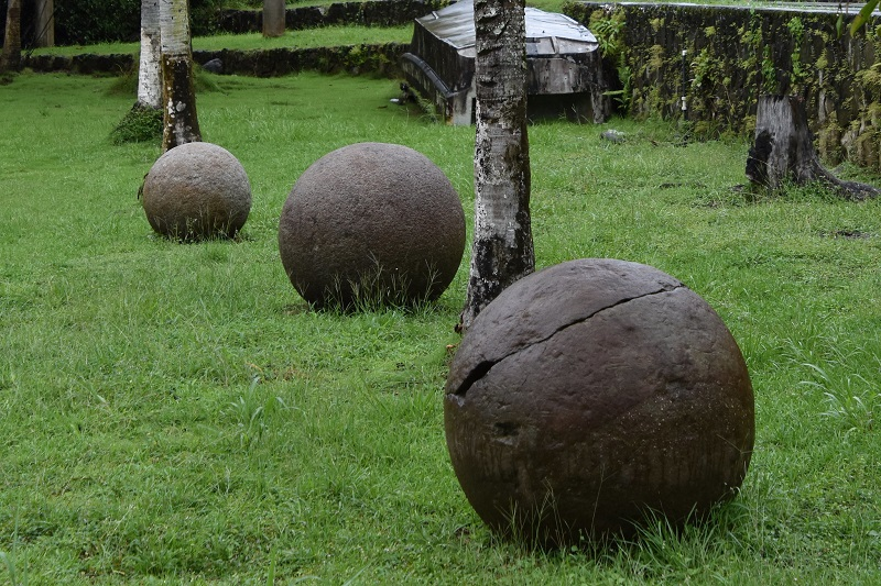 The Mysterious Stone spheres of Costa Rica