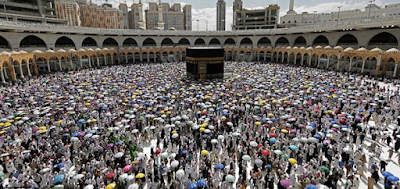 Saudi Arabia Cut Down Hajj Pilgrims From Over 2 Million To 1,000 People