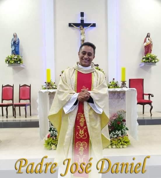 Padre pede afastamento da Igreja e poderá ingressar na política como provável nome a vice na chapa de reeleição do prefeito Beto de Chico em Santa Cecília- PB.