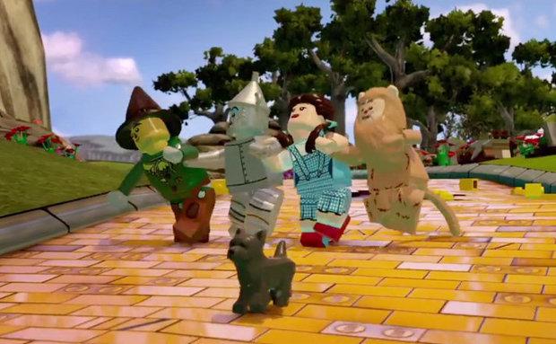 Lego Dimensión, noticias de juegos