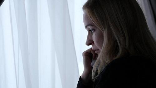 sad women dp