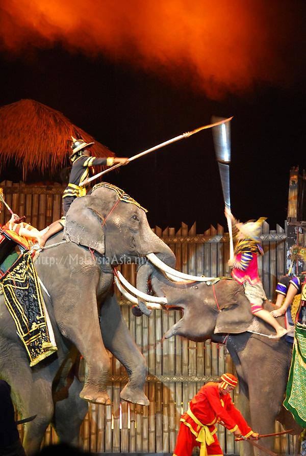Pattaya Thai Alangkarn Theater