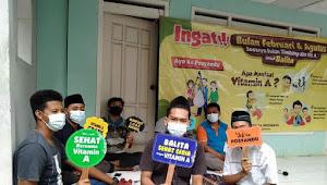 PKM Arosbaya Melakukan Penyuluhan Terhadap Balita Di Desa Glagga