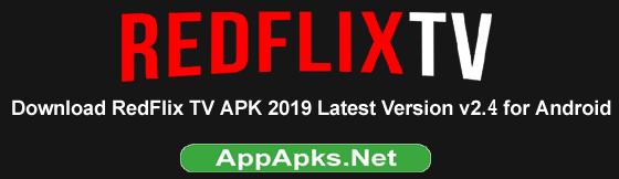 RedFlix TV Apk