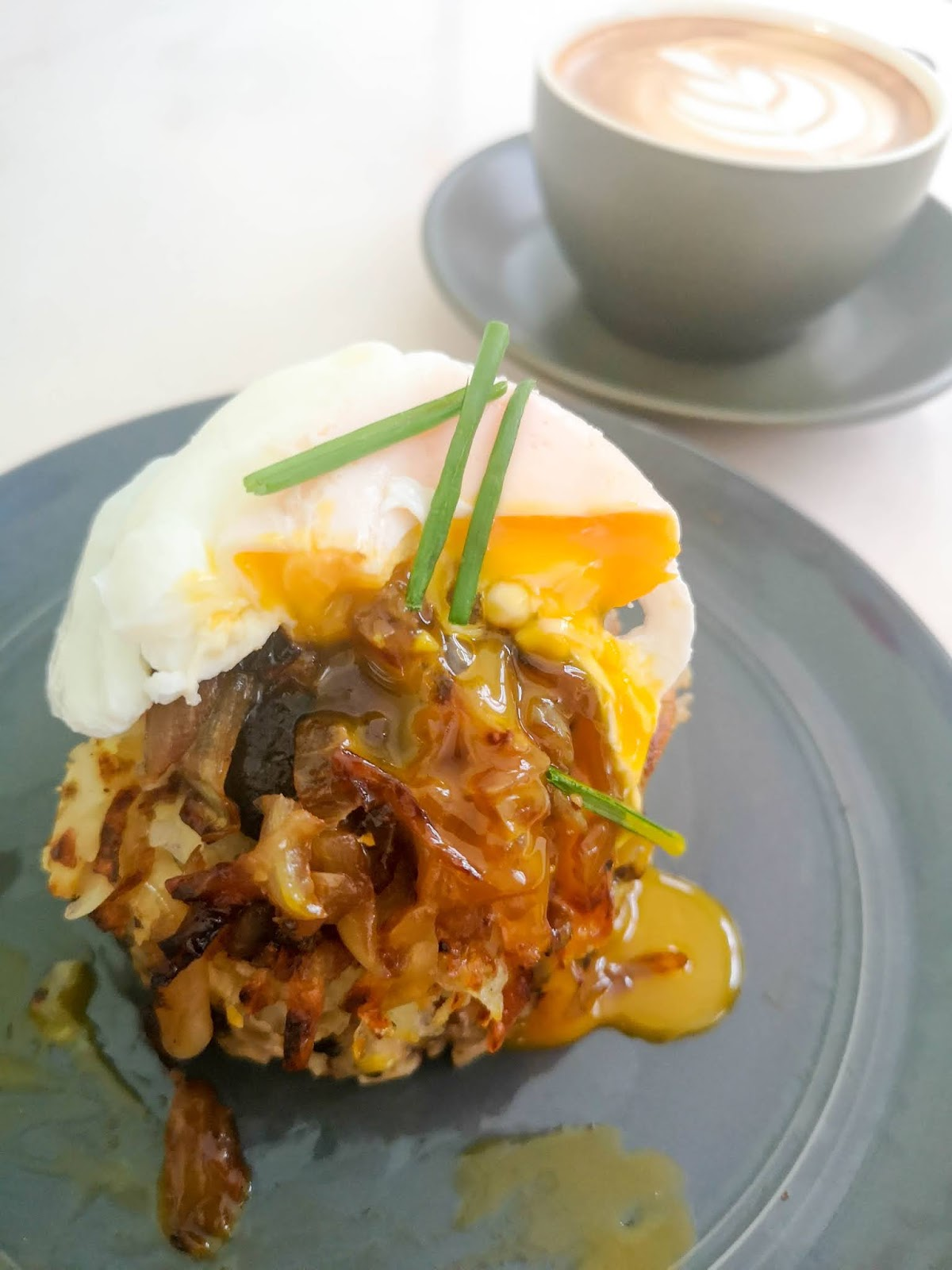 stay-home cooking #11: potato hash with mushroom duxelles by emily, creofe baked goods