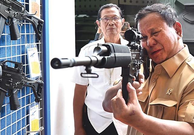 Survei IPO, Prabowo Tertinggi Tapi Bisa Keok Lagi di Pilpres 2024