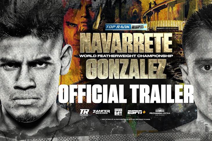 What The Plus Podcast - Top Rank Presents: Emanuel Navarrete vs Joet Gonzalez