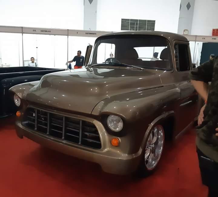 Dijual Bu Chevrolet Apache 1956 Lapak Mobil Dan Motor Bekas