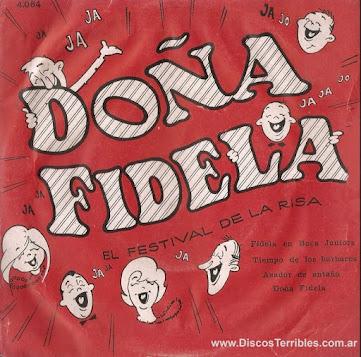 Doña Fidela