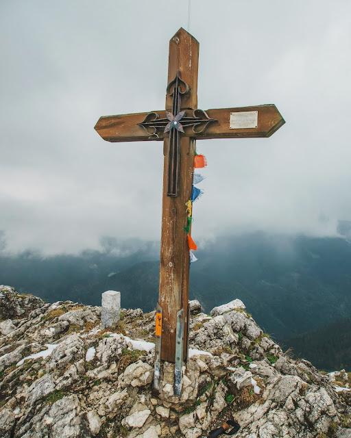 Ruhpolding  - Hörndlwand  Wandern Bayerische Alpen  Wanderung-Ruhpolding  Bergtour-Bayern  Wandern-im-Chiemgau 12