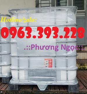 Tank nhựa 1000L, bồn nhựa đựng hóa chất 1 khối, 2ab366d79354740a2d45