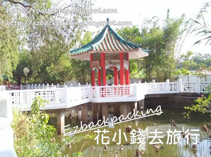 雲泉仙館荷花池