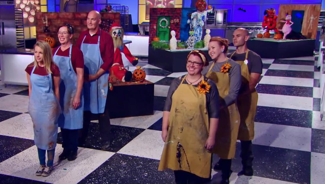 Halloween Wars 2020 Lenny Food Network Gossip: Halloween Wars Season 9 Winner Crowned Tonight