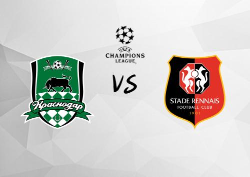 Krasnodar vs Rennes  Resumen