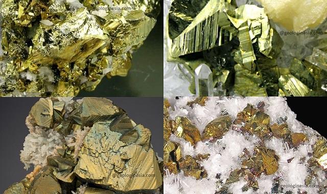 mineral kalkopirit
