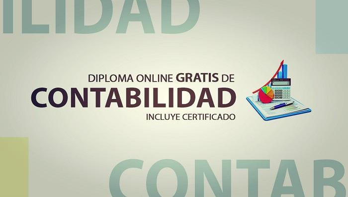 Diplomado Online Gratis De Contabilidad Con Certificado